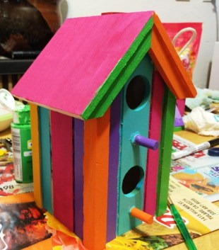 large birdhouse 1