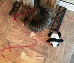 panda accomplice