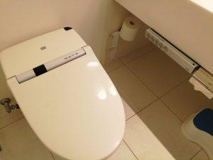 1045号室 セレブリオ ツインルーム パークビュー ウォシュレットトイレ