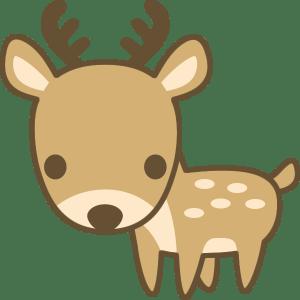 鹿踊りのはじまり-宮沢賢治-イメージ