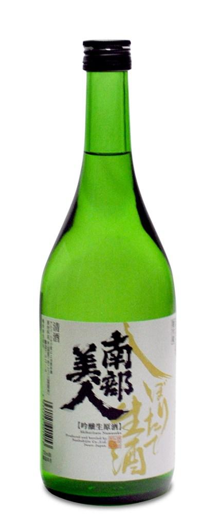 吟醸 しぼりたて生原酒720ml 商品画像