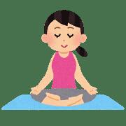 瞑想_リラックス