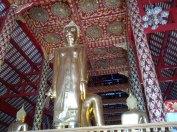 Big Buddas at Wat Suan Dok