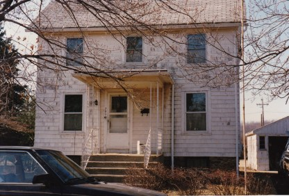 121 Clifton St - 1989 - front