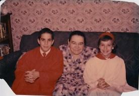 Bob, Gram, Lois