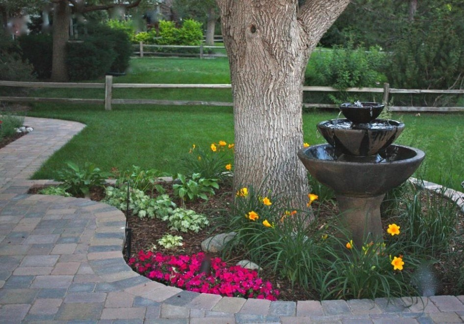 Homestead Water Feature