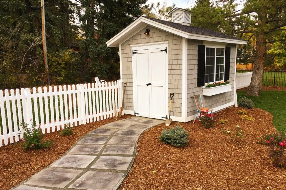 Arnold Residence - Shed