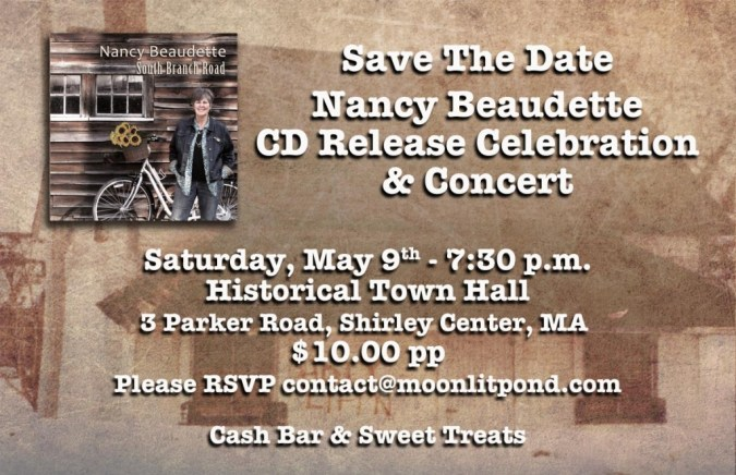 CD Release Save the date