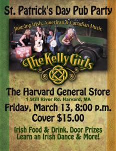 Harvard General Store March 13-2015