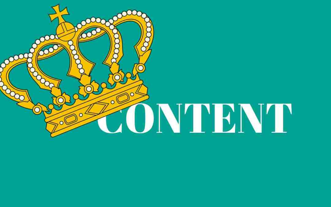 content-is-king-web-writing