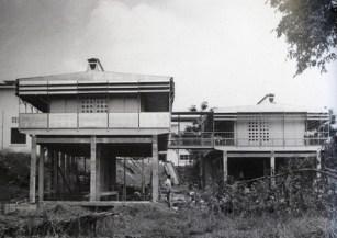 maison tropicale jean prouve brazzaville afrique