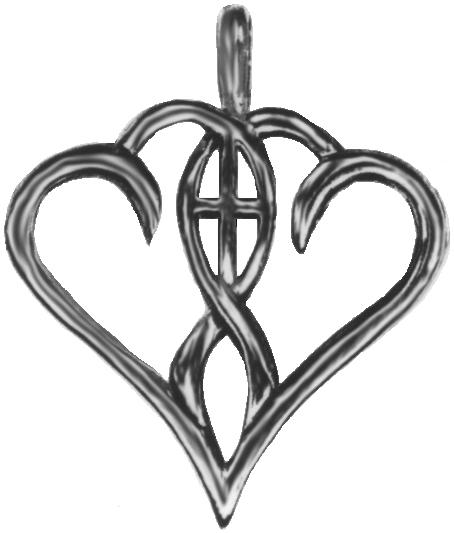 H21 One In The Spirit sterling silver Nancy Denmark symbol jewelry design
