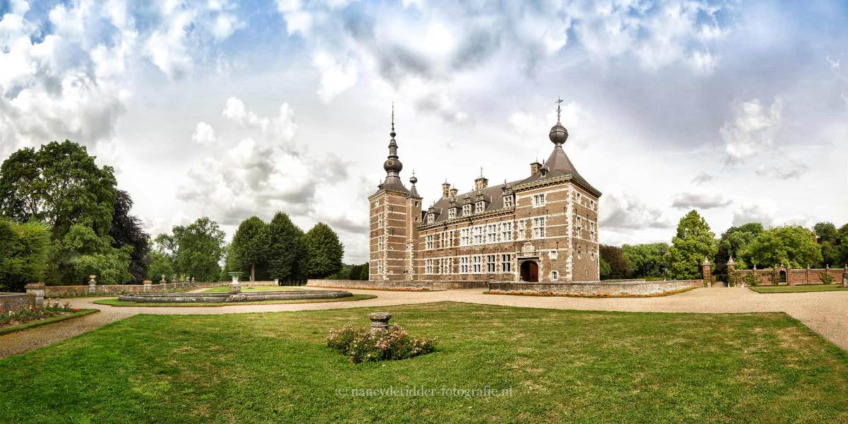 kastelen, kasteel Eijsden