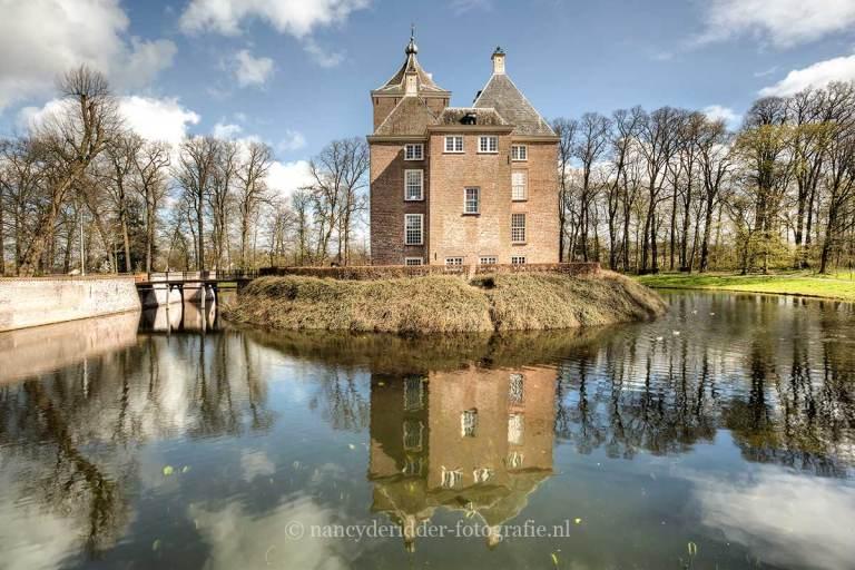 kasteel Soelen, kastelen, Gelderland, eiland