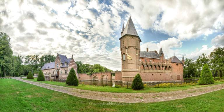 kasteel heeswijk, kastelen, brabant