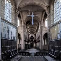 Blue Christ Church, urbexlocatie