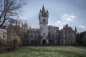 chateau de noisy, urbexlocatie, weeshuis, spookkasteel