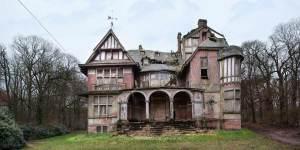chateau nottebohm, urbexlocatie, sprookjeskasteel