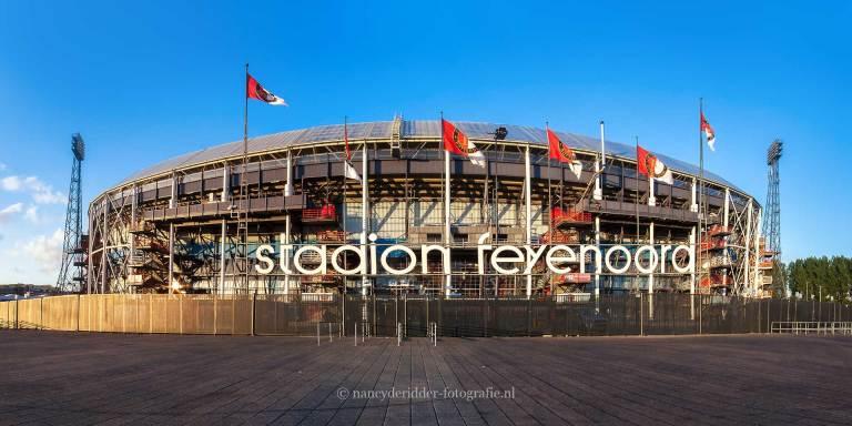 Steden, rotterdam, feijenoord-stadion