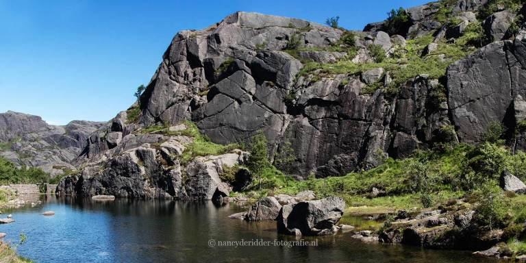 Noorwegen, fjorden, reizen, Flekkefjord