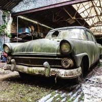 Ford Fairlane, Urbexlocatie