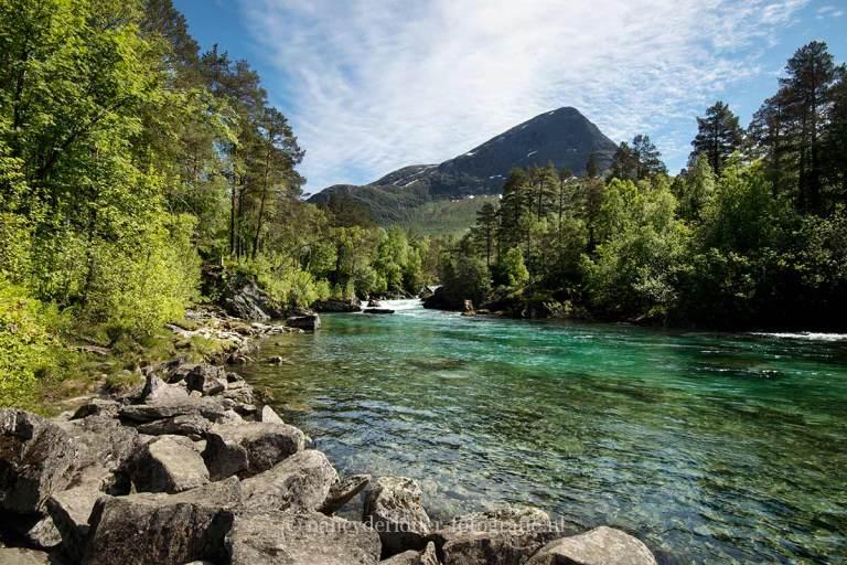 Noorwegen, fjorden, reizen, Gudbrandsjuvet