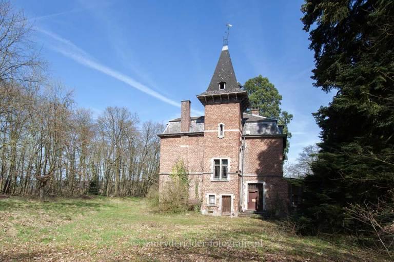 Manoir von Duchess, verlaten landhuis, urbexlocatie