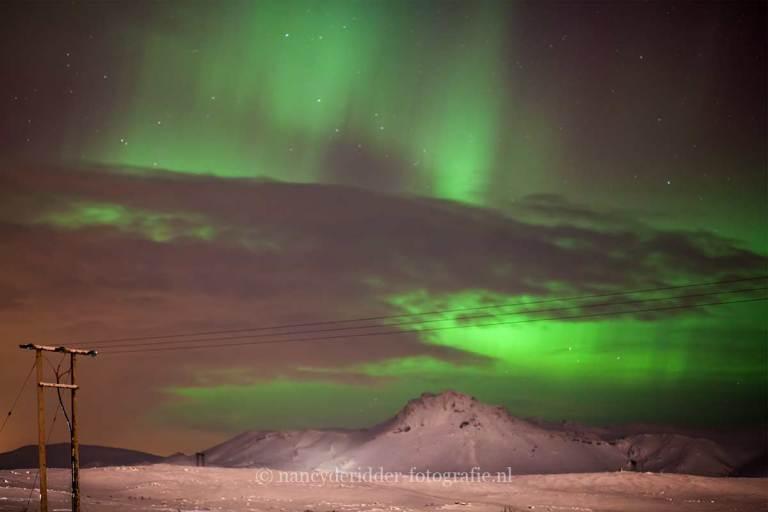 ijsland, natuurfotografie, reizen, vakantie, noorderlicht