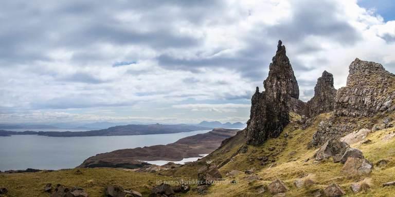 schotland, reizen, vakantie, landschappen, glencoe, old-man-of-storr