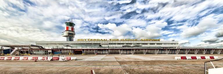 Steden, Rotterdam, Architectuur, Zestienhoven, the-haque-airport