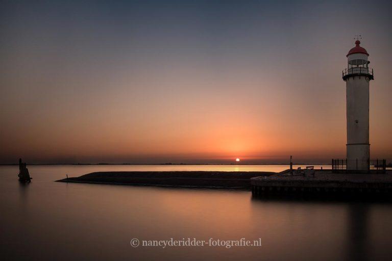 - zonsondergangen -