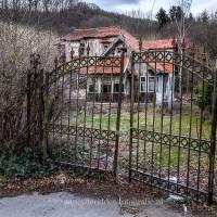 Villa Kakelbont, urbexlocatie
