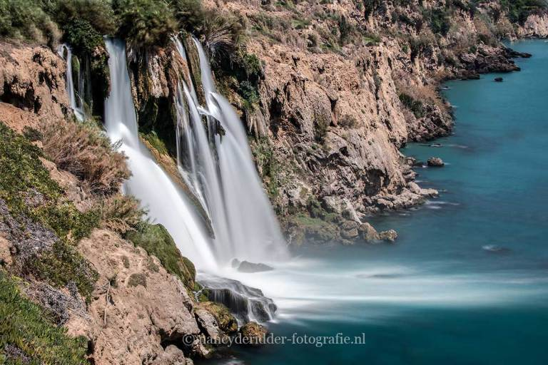 - Watervallen -
