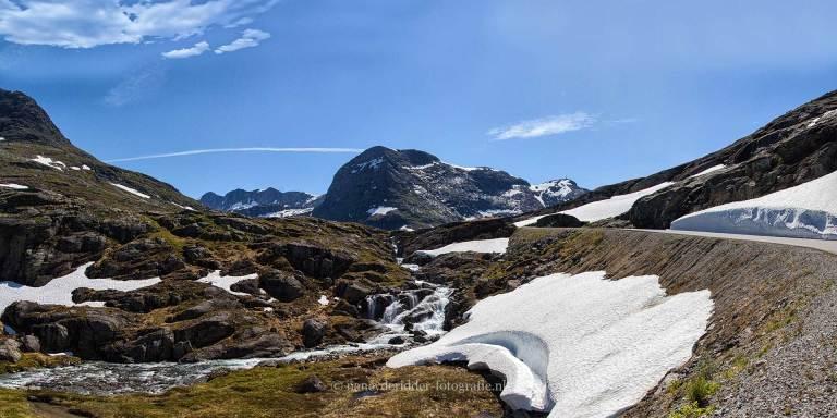 Noorwegen, fjorden, reizen, weg-63