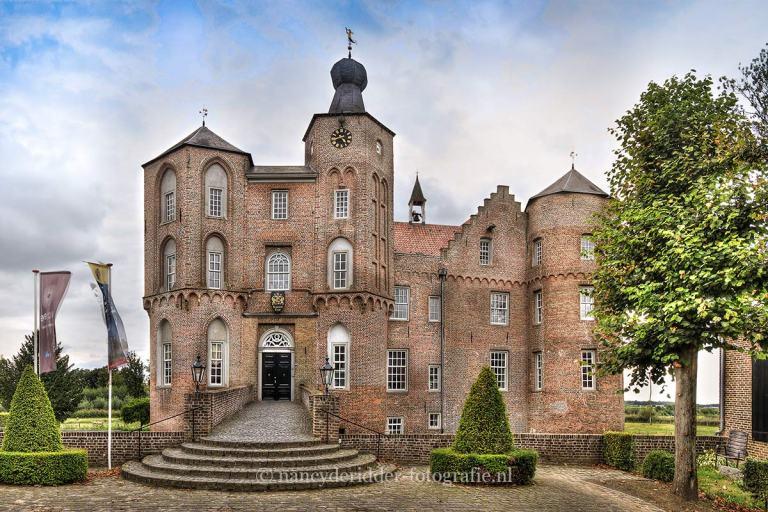 Kasteel-Croy, kastelen