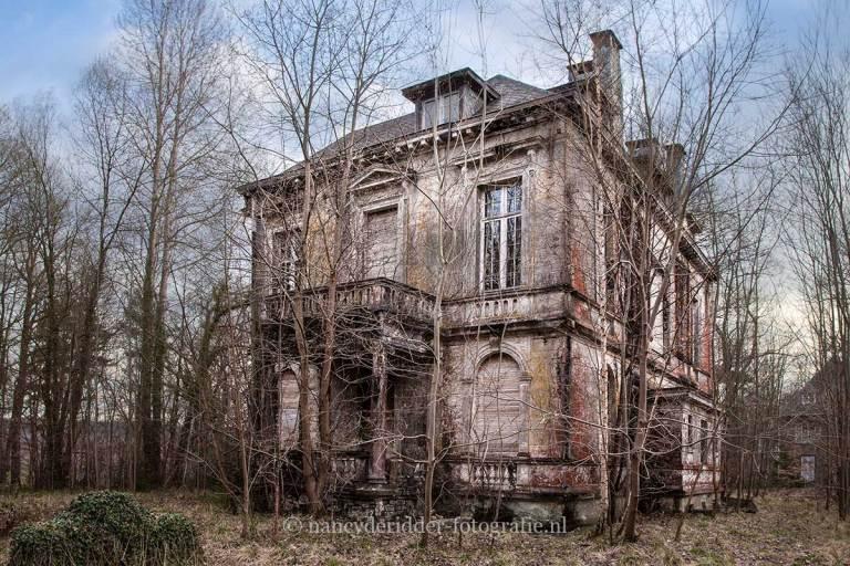 villa BeemWee, BMW, urbexlocatie