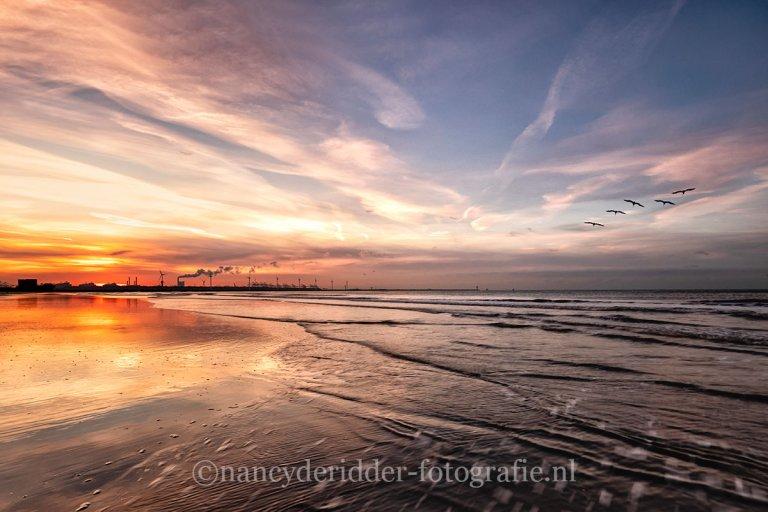 zonsondergangen, sunsets, natuurfotografie