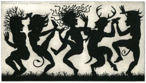 'Medusa at Beltaine'
