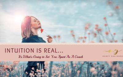 Intuition is Real, & It's Going to Set You Apart as a Coach