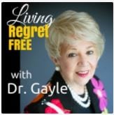 Nancy has been a featured guest on the podcast Living Regret Free with Dr. Gayle
