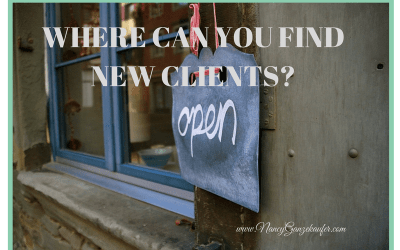 Where Can You Find New Clients?
