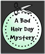Bad Hair Day Mystery logo