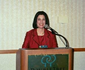 Nancy J. Cohen, Speaker