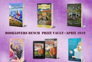 Booklovers Bench April 2019