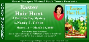 Great Escapes Virtual Book Tour