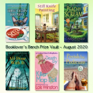Booklover's Bench Monthly Contest
