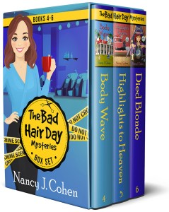 Bad Hair Day Mysteries Box Set Volume Two