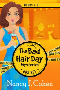 Bad Hair Day Mysteries Box Set Volume Three