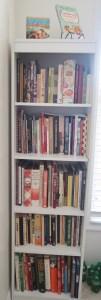 Bookcase Kitchen