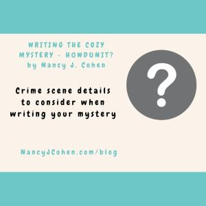 Writing the Cozy Mystery - Howdunit